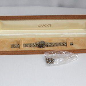 Vintage Gucci 2-Tone 9000L Watch